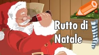 Babbo Natale... con rutto a sorpresa - Video divertenti - Cartoline.net