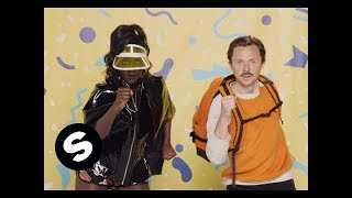 Клип Martin Solveig - +1 ft. Sam White