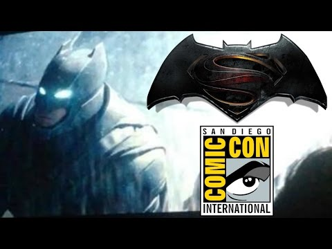 Batman v Superman: Leaked Teaser Trailer Photos!