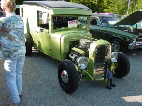 Sweet Dreams from Hemmings cruise-ins and local car shows Video