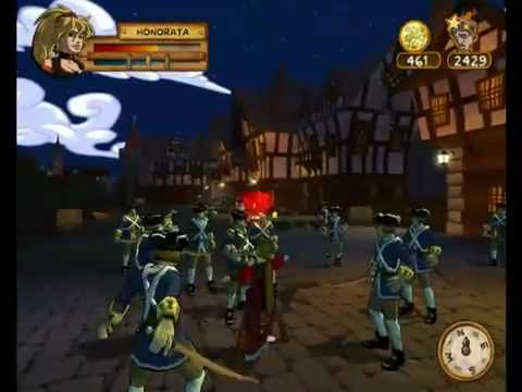 The black Corsair Gameplay PS2