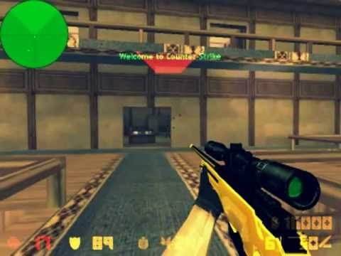 Counter strike Pointblank gameplay #1 Nossa que bots chucknorris .....