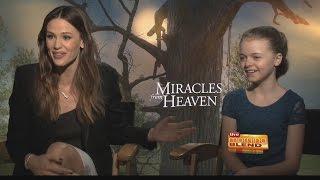 Hollywood Happenings - Jennifer Garner and Kylie Rogers