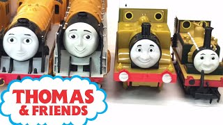 Murdoch and Stepney Thomas and Friends Train Collection August 2017 #ttfc