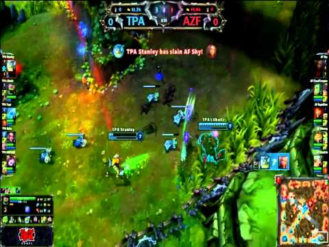 Best League of Legends eSport Moments (S1-S2)