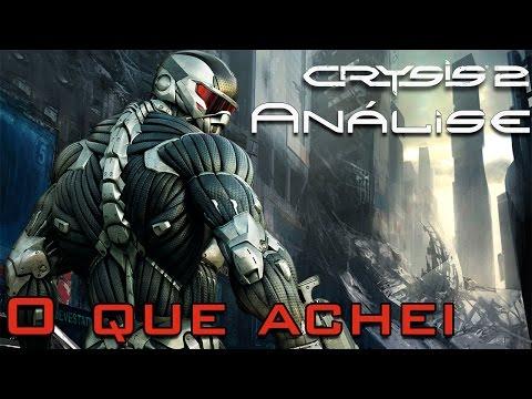 O que achei - Crysis 2 (Análise)