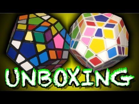 ShengShou Megaminx Unboxing