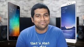Redmi Note 3 vs Redmi 3S - What to Choose?