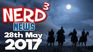 Nerd³ News - 28th May 2017 - Old Man Yells At Cloud Computing