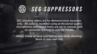 SEG Suppressors Independence Silencer on Sig Sauer Mosquito 22 Suppressed .22cal 8 of 15