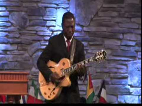 Agboola Shadare - TBN-aired Performance, 2008, Part Two