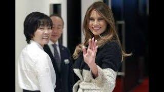 Tại sao bà Melania Trump không muốn đến VN để gặp vợ Trần Đại Quang ?