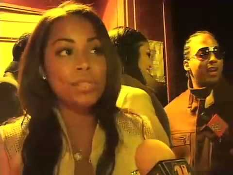 Lauren London Interview Video