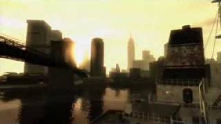 GTA IV trailer 1 (grand theft auto 4) for ps3 and XBOX 360