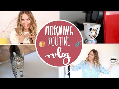 Morning routine - Vanesa Romero