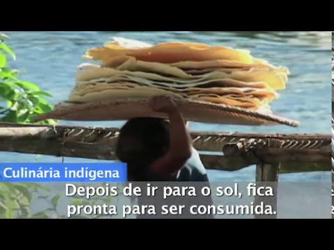 DICAS DE ALIMENTAÇÃO - Culinária Indígena