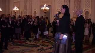 Deluxe Travel Market Ukraine Fairmont Grand Hotel Kyiv 26.03.2013
