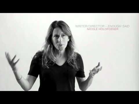 Enough Said: Nicole Holofcener (Favorite Film Topics)