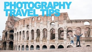 Photography Travel Safety Tips