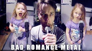 Download Lagu Bad Romance (metal cover by Leo Moracchioli) Gratis STAFABAND