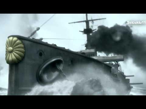 Russo-Japanese War - Battle of Tsushima -1080p HD