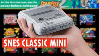 SNES Classic Mini - Release Date, Games, Price and Stock info you need to know