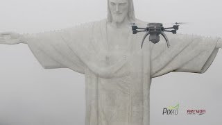 Pix4D - Mapping Christ the Redeemer