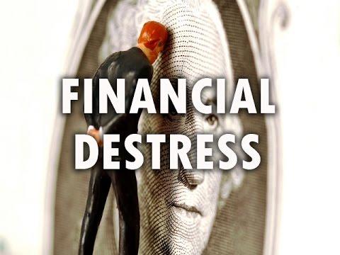 Financial Destress, Relaxing Background De-Stress Music