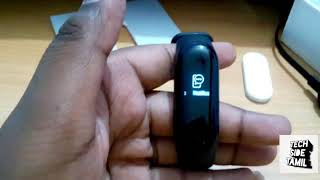 MI Band 3 Unboxing & Review in தமிழ்