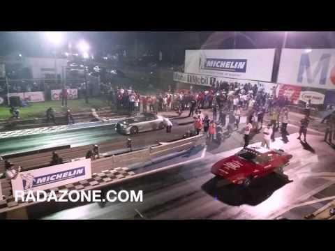 RADAZONE.COM The Beast vs El Ñolo Mobil 1 RD 2014