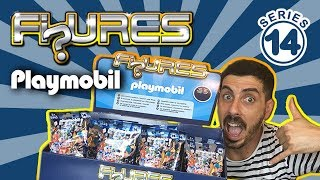 PLAYMOBIL SERIE 14 CHICOS ✉️ ⁉️Unboxing