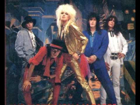 Hanoi Rocks - Designs on You