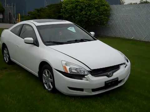 2003 Honda Accord Hail Damaged car!!!! 340947