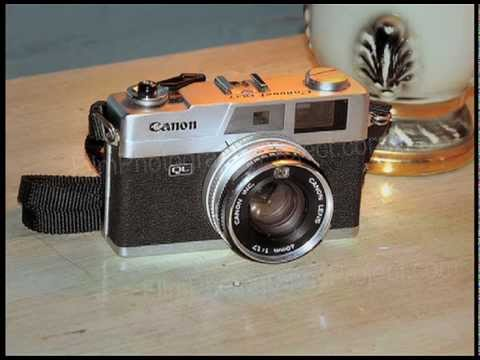 Cult Camera - Canon QL17 35mm Rangefinder Film Camera