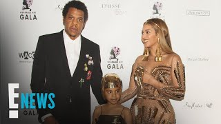 "Beyoncé & Blue Ivy Go Full ""Lion King"" at 2019 Wearable Art Gala 