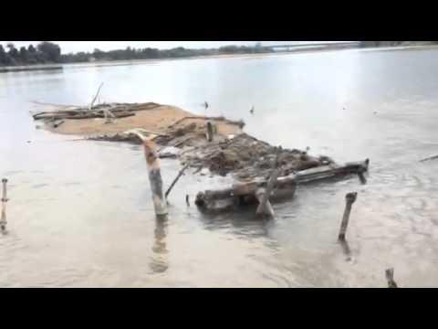Kapal dagang British 'muncul' di Sungai Pahang