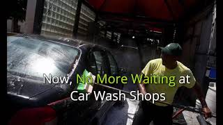 Zeco- Doorstep car wash