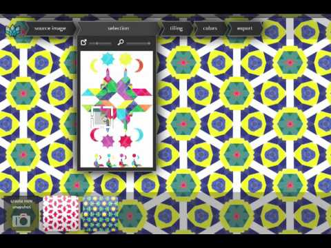 Repper Pro Tutorial | seamless pattern design tool