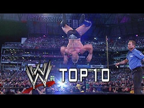 Wwe Top 10 - Omg! Wrestlemania Moments video