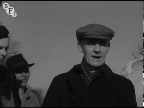 Snowdrift at Bleath Gill (1955)    BFI National Archive