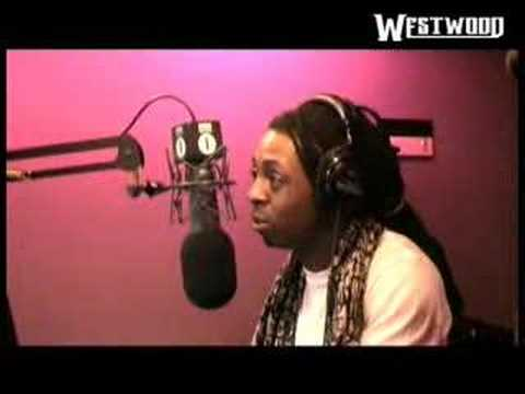 Westwood - Lil Wayne interview Radio 1