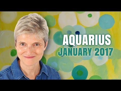 AQUARIUS JANUARY 2017 Astrology