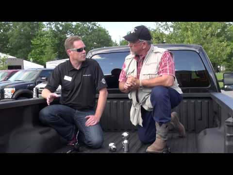 MrTruck Reviews 2015 Ford Super Duty towing trailers in WV Part one