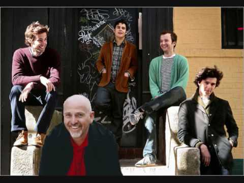 Peter Gabriel and Hot Chip | Cape Cod Kwassa Kwassa[Vampire Weekend Cover] Video