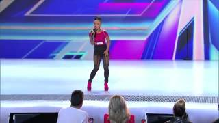THE X FACTOR USA 2012  - Paige Thomas's Auditions