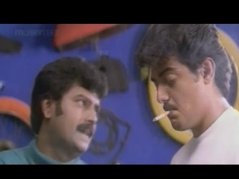 Vivek Comedy - Kadhal Mannan Tamil Movie Scene - Ajith Kumar, M. S. Viswanathan video