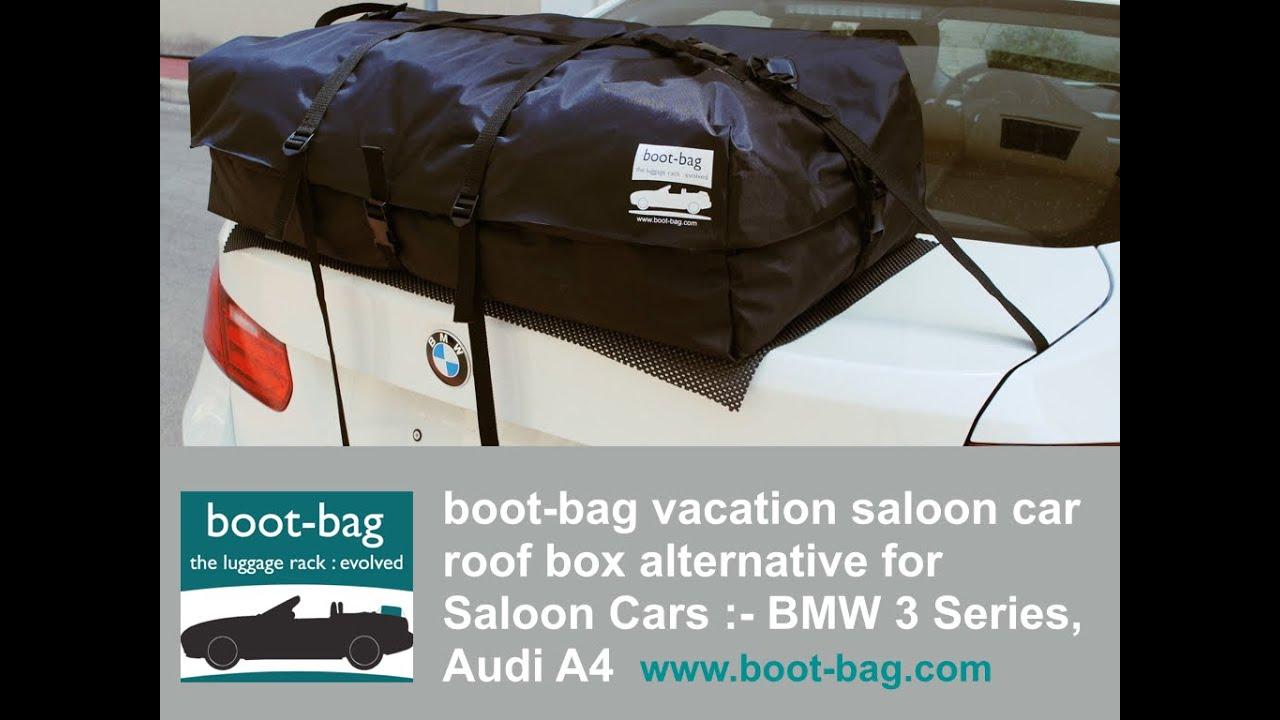 Saloon Car Boot Boot-bag Vacation Saloon Car