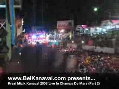 Haiti Carnaval 2008 Live Krezi Mizik 2
