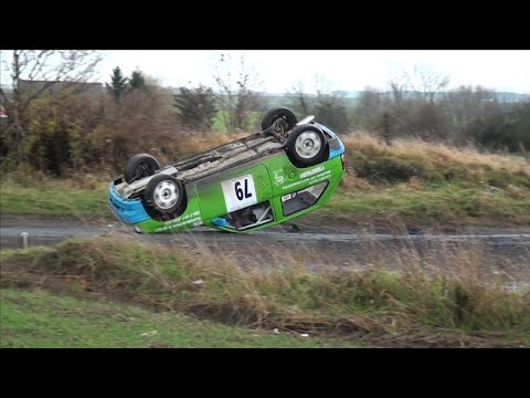 Best of Rally Crash - Spins and Mistakes 2011