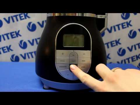Рецепт приготовления овсяной каши для детского питания в суповарке VITEK VT-2620 ST